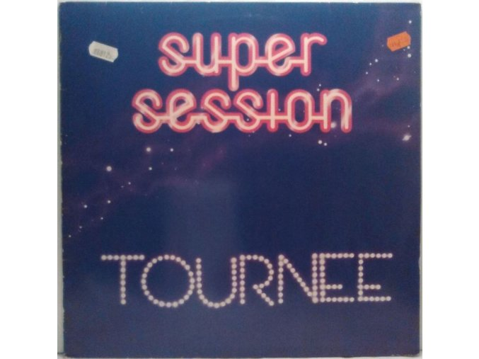 LP Super Session - Tournee, 1980