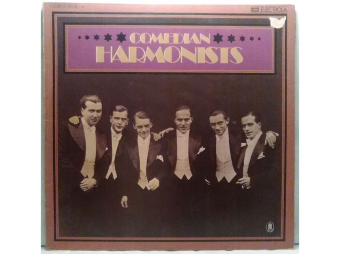 2LP Comedian Harmonists – Comedian Harmonists, 1975