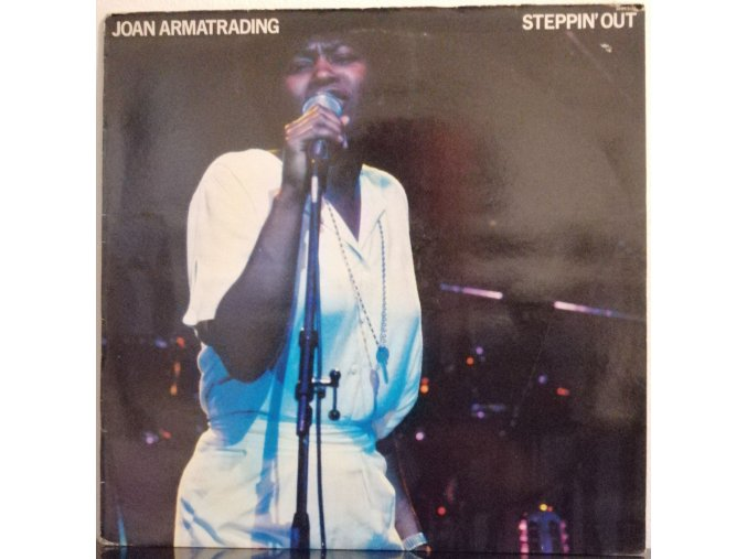 LP Joan Armatrading - Steppin' Out, 1979