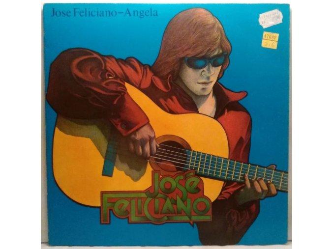 LP Jose Feliciano - Angela, 1976