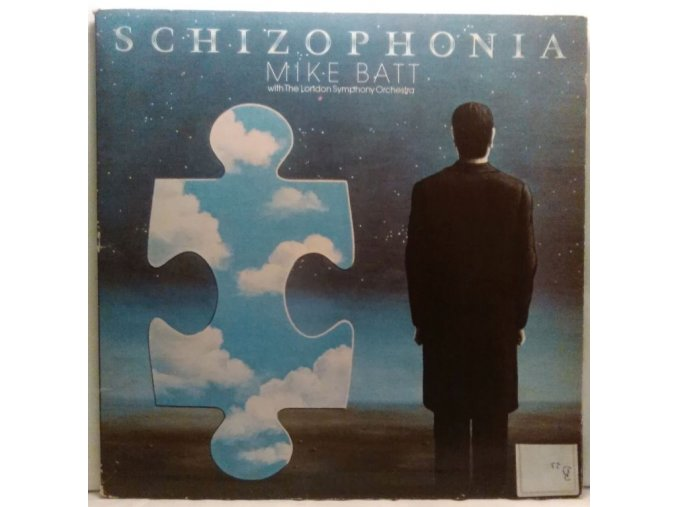 LP Mike Batt With The London Symphony Orchestra ‎– Schizophonia, 1977