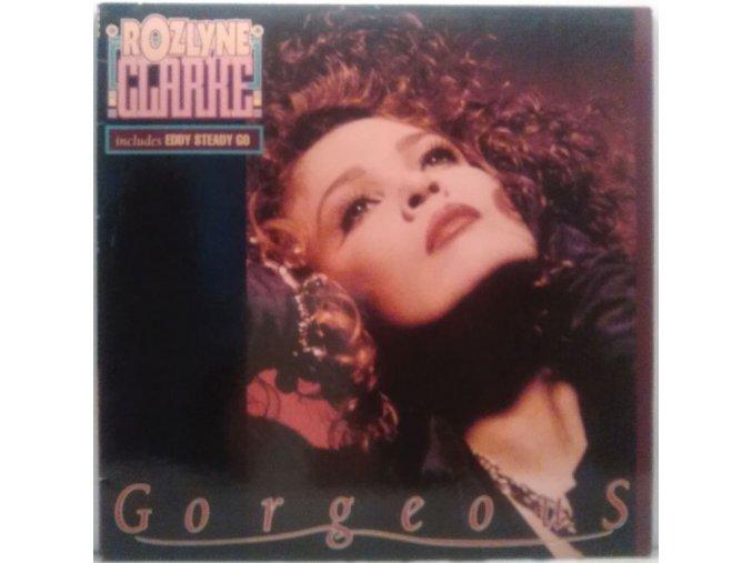 LP Rozlyne Clarke - Gorgeous, 1991