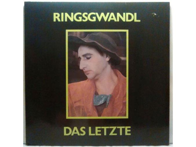 LP Ringsgwandl – Das Letzte, 1986