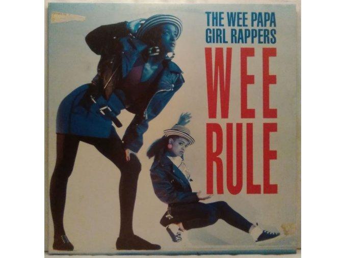 The Wee Papa Girl Rappers - Wee Rule, 1988