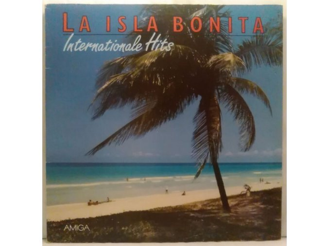 LP Various – La Isla Bonita - Internationale Hits, 1988