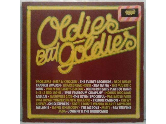 LP Various – Oldies But Goldies, 1979