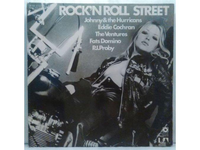 2LP Various – Rock' N Roll Street, 1975