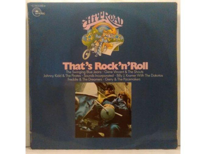 LP Various – That's Rock'n'Roll