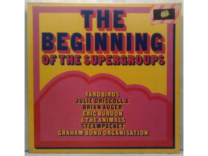 LP Various – The Beginning Of The Supergroups
