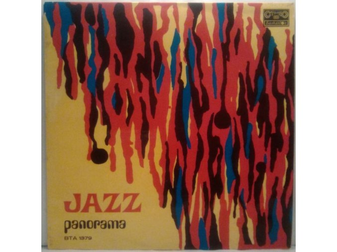 LP Various - Jazz Panorama, 1973
