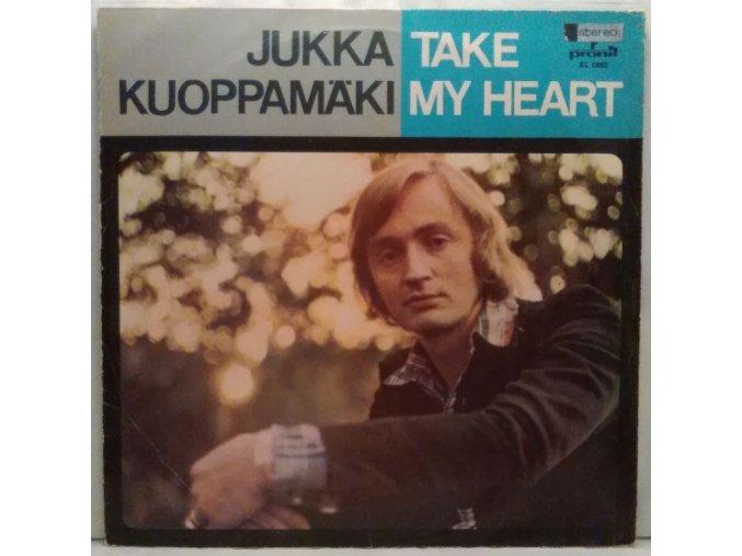 LP Jukka Kuoppamäki – Take My Heart, 1972
