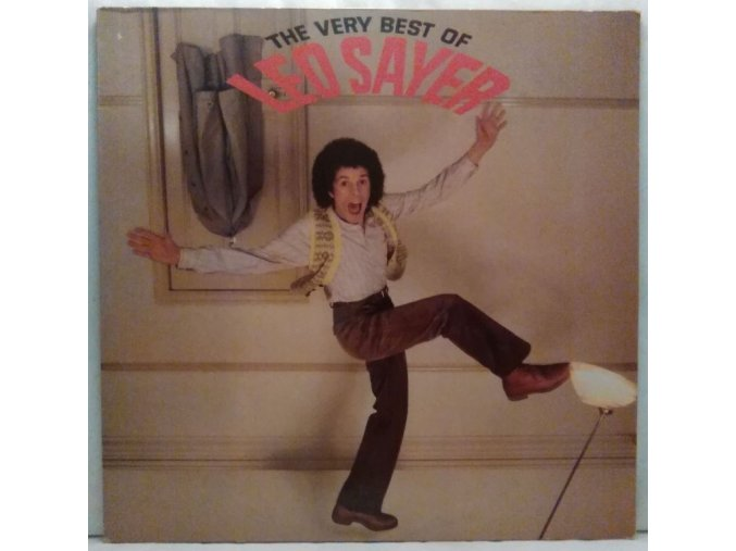 LP Leo Sayer - The Best Of Leo Sayer, 1979
