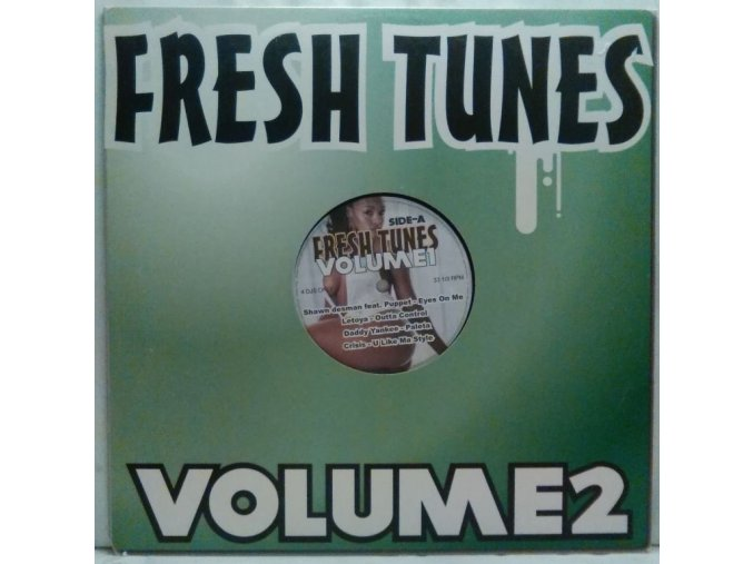 Various ‎– Fresh Tunes Volume 1