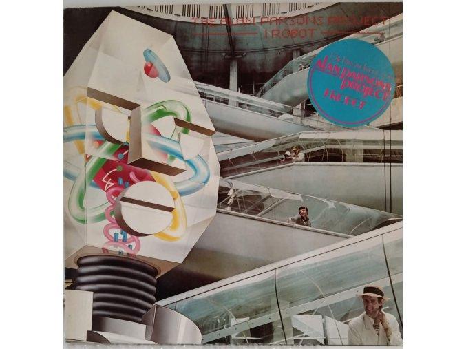 LP The Alan Parsons Project - I Robot, 1977