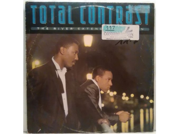 Total Contrast ‎– The River (Extended Version) 1986