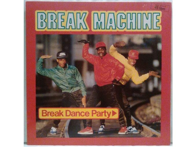 Break Machine – Break Dance Party, 1984