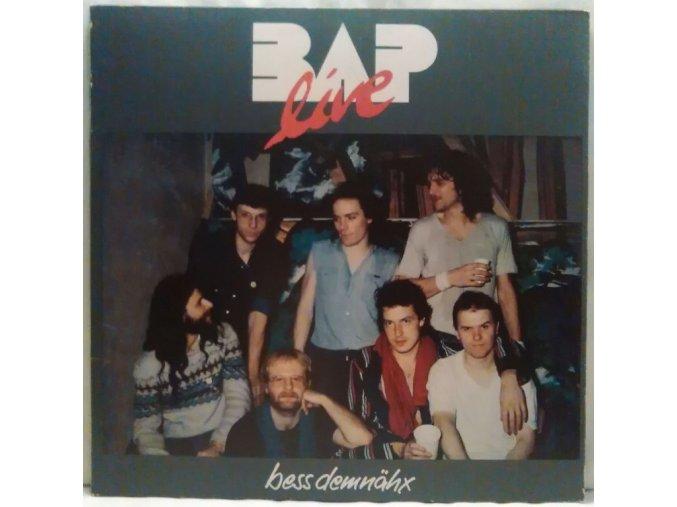 2LP BAP -  Live - Bess Demnähx, 1983