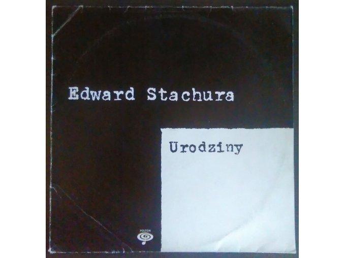 LP Edward Stachura – Urodziny, 1987