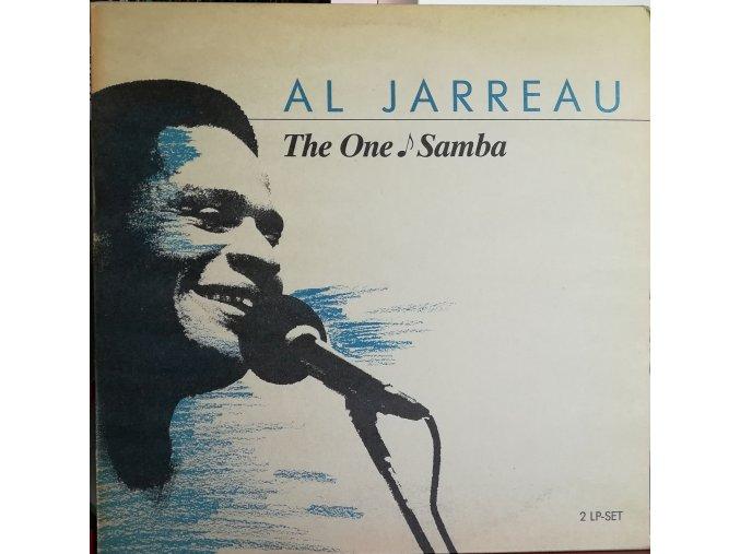 2LP Al Jarreau - The One Note Samba