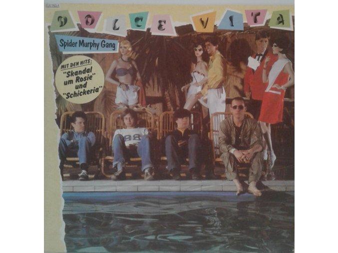 LP Spider Murphy Gang - Dolce Vita, 1981