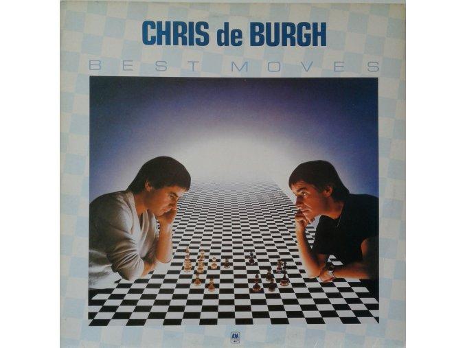 LP Chris de Burgh – Best Moves, 1981