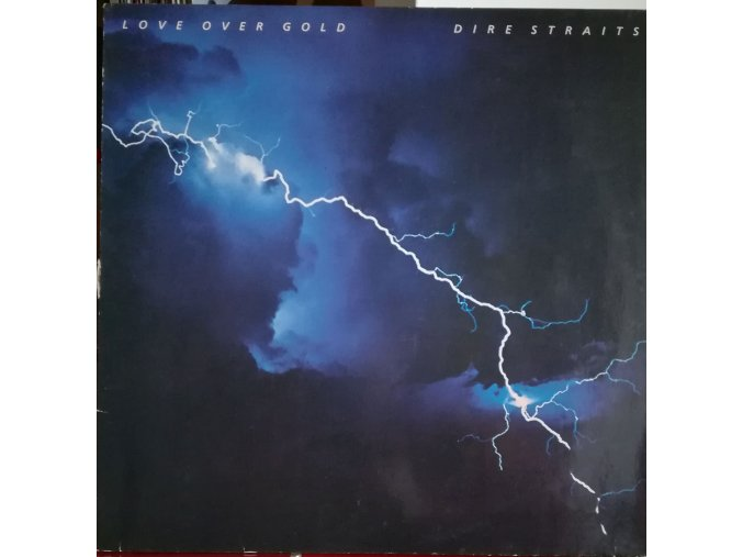 LP Dire Straits - Love Over Gold, 1982