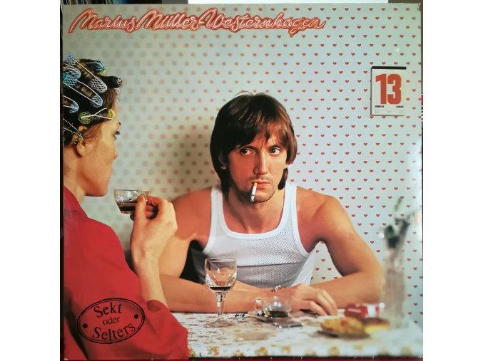 LP Marius Müller-Westernhagen – Sekt Oder Selters, 1980