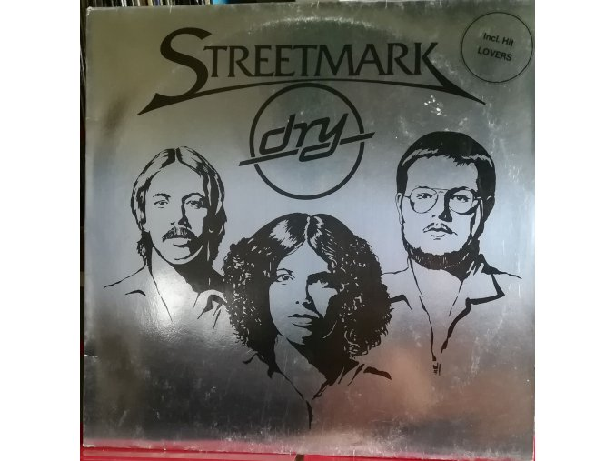 LP Streetmark - Dry, 1979
