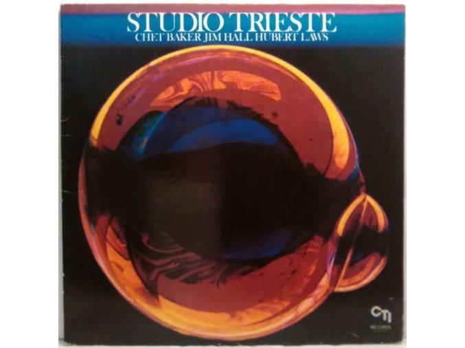 LP Chet Baker / Jim Hall / Hubert Laws – Studio Trieste, 1982