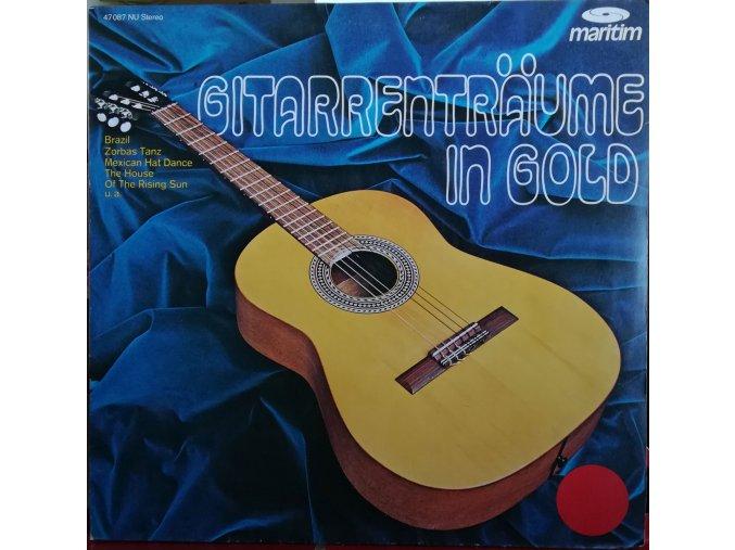 LP Das Orchester Kay Webb - Gitarrenträume In Gold