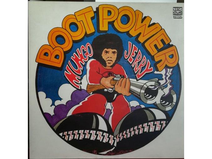 2LP Mungo Jerry - Boot Power, 1972