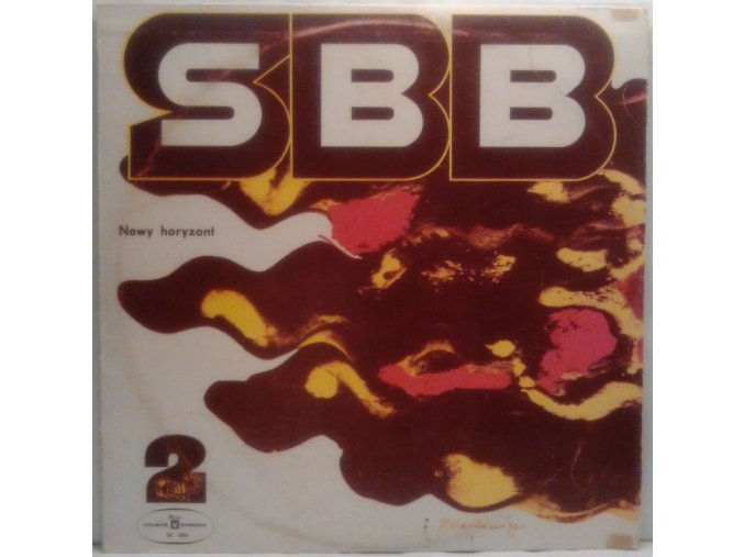 LP SBB - Nowy Horyzont, 1975