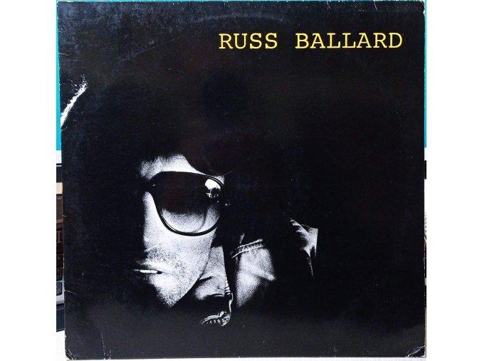 LP  Russ Ballard - Russ Ballard, 1984