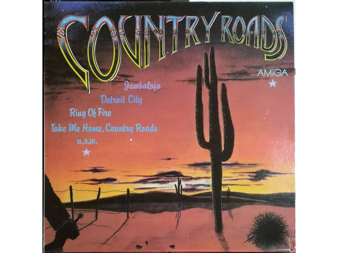 LP Various - Country Roads, 1985