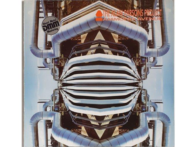 LP The Alan Parsons Project - Ammonia Avenue, 1984