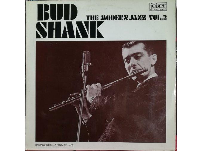 LP Bud Shank - The Modern Jazz Vol. 2, 1967