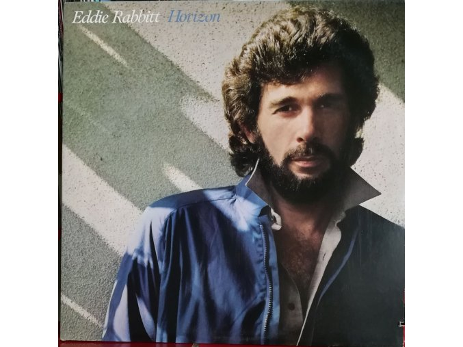 LP Eddie Rabbitt - Horizon, 1980