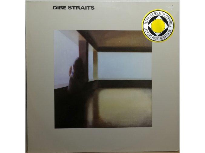 LP Dire Straits - Dire Straits, 1978