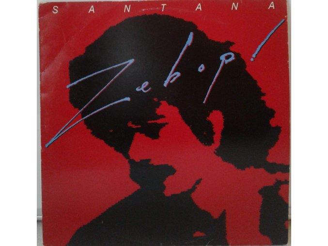LP Santana - Zebop! 1981