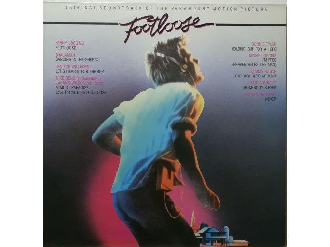 LP Various – Footloose (Original Motion Picture Soundtrack) 1984