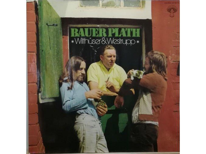 LP Witthüser & Westrupp – Bauer Plath, 1972
