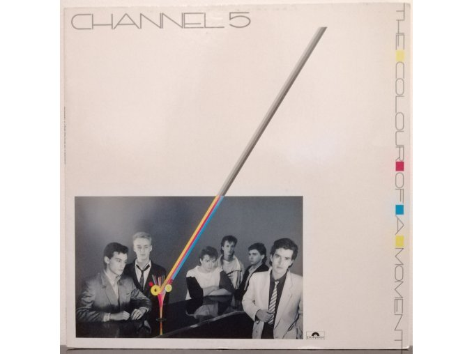 LP Channel 5 - The Colour Of A Moment, 1985