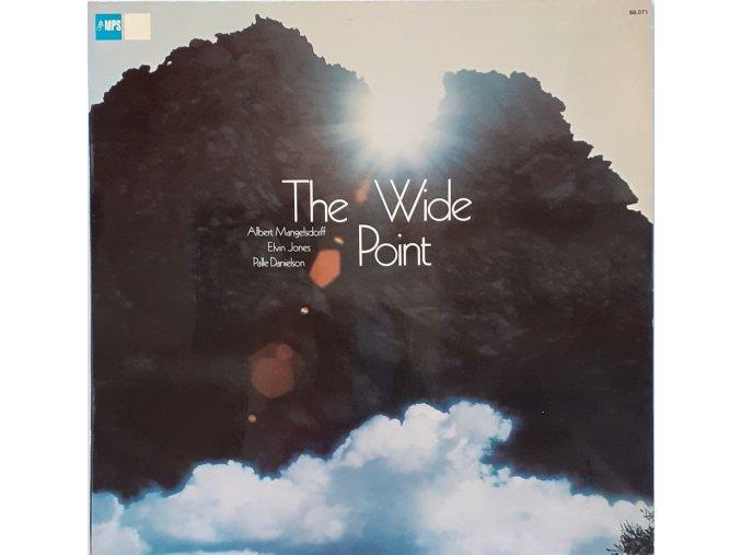 LP Albert Mangelsdorff, Elvin Jones, Palle Danielson - The Wide Point, 1975