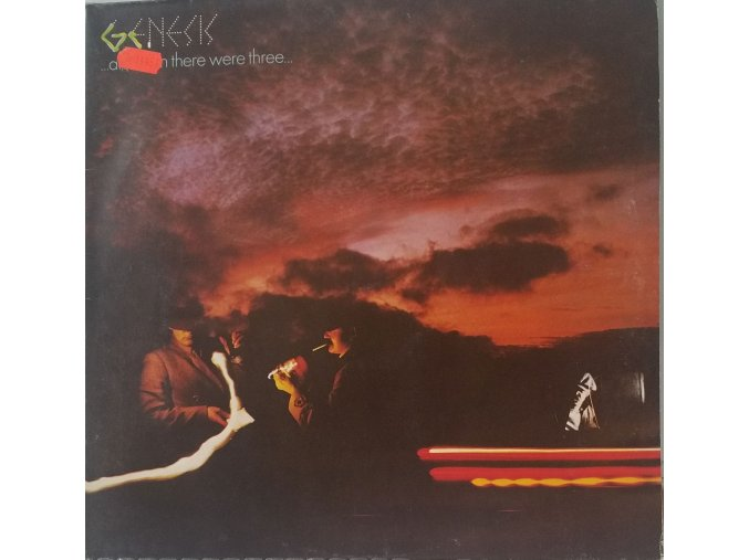 LP Genesis - ... And Then There Were Three... 1978