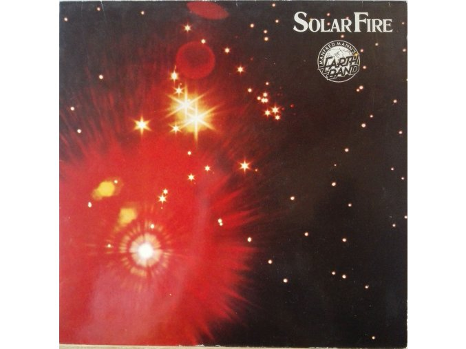 LP  LP Manfred Mann's Earth Band - Solar Fire, 1973