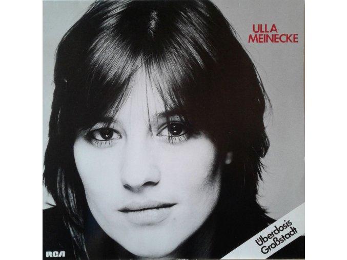 LP Ulla Meinecke - Überdosis Grosstadt, 1980