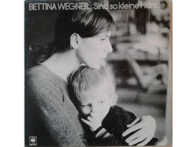 LP Bettina Wegner – Sind So Kleine Hände, 1979