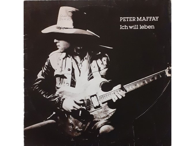 LP Peter Maffay – Ich Will Leben, 1982