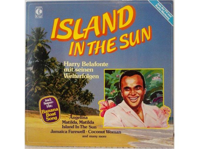 LP Harry Belafonte – Island In The Sun - Harry Belafonte Mit Seinen Welterfolgen, 1981