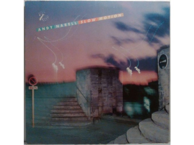 LP Andy Narell - Slow Motion, 1985